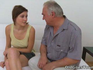 Joli ja grej kuuma teini-ikä porno