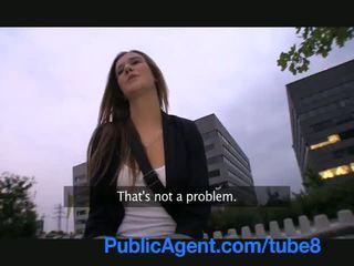 Publicagent pievilcīgas alexis ir a wanna būt modele