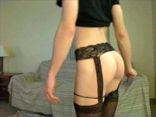 webcam, crossdresser, đồ lót