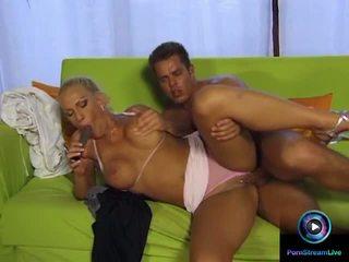 Foxy wild engel dp gefickt nach spielend mit dildo: porno 70