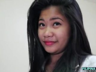 นมโต filipina วัยรุ่น และ a ใหญ่ ขาว ควย