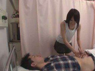 японія, сексуальний, медсестра