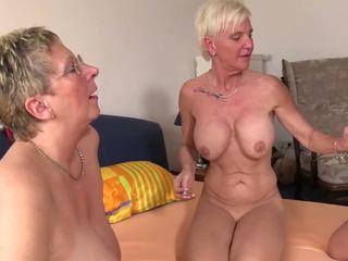 kumpulan seks, nenek, matang