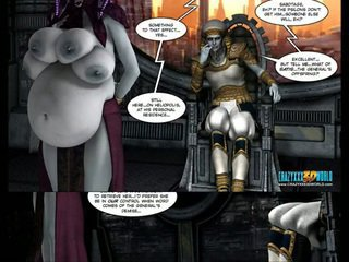 3d komikss: galacticus. chapters 8-12