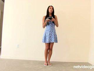 Net відео дівчинки: mia calendar sucks і gets трахкав глибоко і жорсткий
