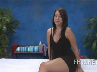 Huge penis in her butt