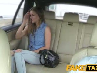Faketaxi lady wants to see drivers big jago