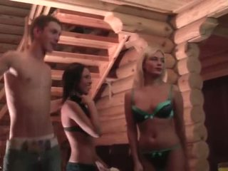 Strip tease and lap dance at the party Video