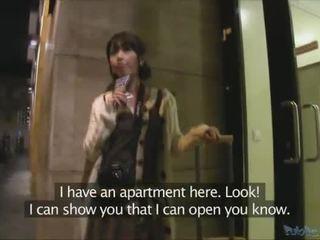 Ιαπωνικό τουρίστας persuaded να έχω σεξ