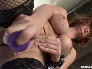 skutočný hardcore sex čerstvý, príťažlivé hračky sledovať, najhorúcejšie do riti prsat suka všetko