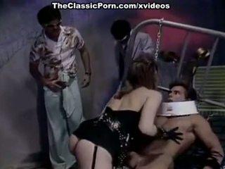 Christy canyon, peter north sisään bdsm rakastajatar lets the orja naida hänen sisään 70s porno