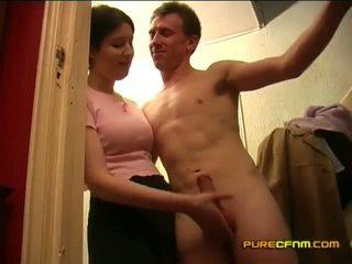 big tits, handjobs
