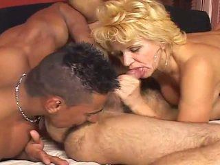 Great bisexual porn scene