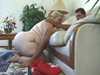 गोरे लोग, वसा, fat mature