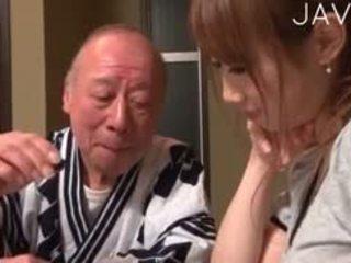 japonski, babe, staro + young