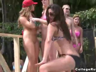 group sex, outdoor, college girls