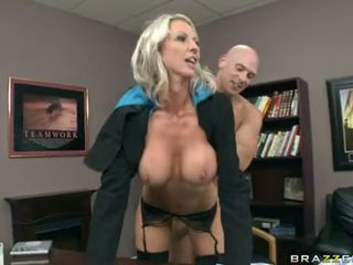 Emma Starr Likes Some Large Phallus Stuffing In Her Bawdy Natch