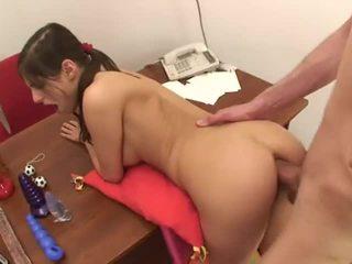 Tenger tiener anaal 2