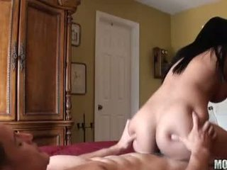 brunette, hardcore sex, tinh ranh lớn