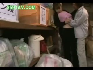 giapponese, grandi tette, scopata