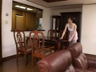 Japonesa cachonda chico has un traviesa imagination vídeo