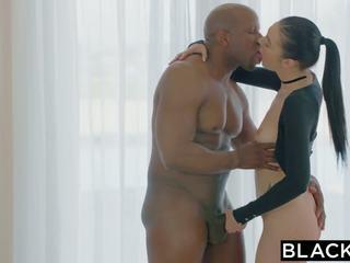異人種間の, hdポルノ, blacked