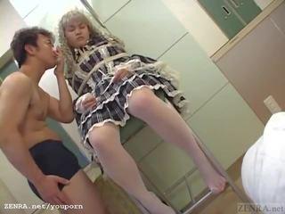 japanisch, rollenspiele, schülerin