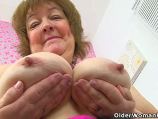 british, grannies, matures