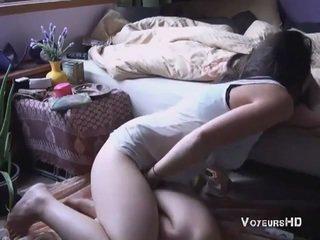 orgasme, voyeur, solo