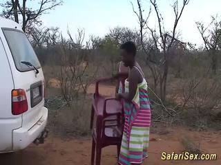 Wild afrikansk safari kön orgia, fria wild kön högupplöst porr 33