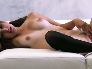 Superb ors jana natasha malkova fondles her nice titties and amjagaz video
