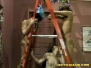 fuck, uz zīle, retro porn, vintage dzimums