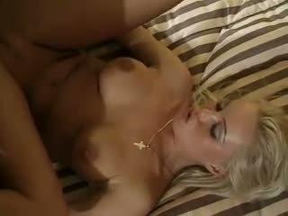 blondýnky, double penetration, trojka
