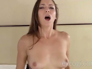 Charlotte başlangyç squirter on excogi