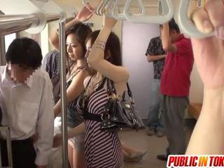 Smut thaï public sexe involving fête