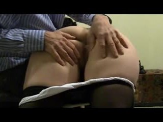 Saturday afternoon spank at blow
