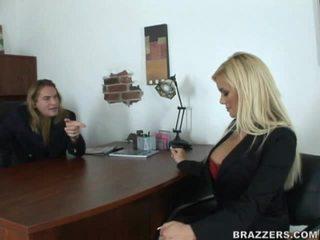 sexe hardcore, lécher, gros seins