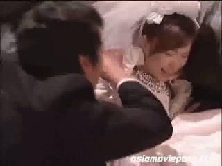 japonés diversión, hq uniforme ver, todo brides gran