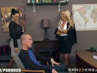 Brazzers - teachers' use tough love