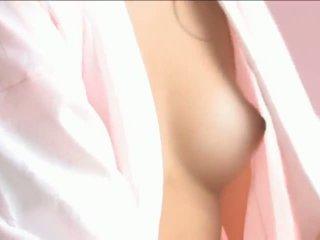 アジアの女の子, 微乳, 日本の女の子