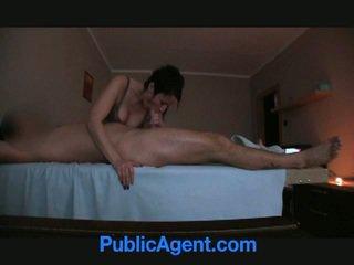 Masseur offered uang tunai untuk seks