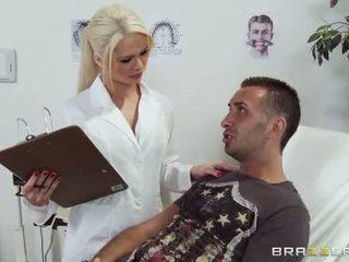 Špinavý lékař alexis ford gives tento pacient a zkontrolovat nahoru