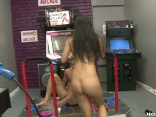 Sexy Sexy Asa AKIra Acquires Her Pussy Stabbed By A Monster Pipe And Enjoys It