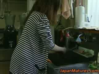 اليابانية جبهة مورو enjoys حار جنس