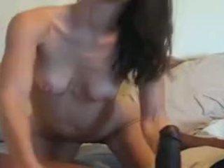 Αδύνατος/η μητέρα που θα ήθελα να γαμήσω vs τεράστιος μαύρος/η καβλί βίντεο