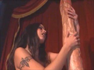 性玩具, 假阳具, 高清色情