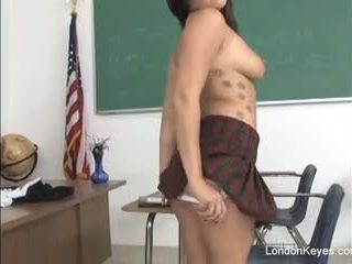 Schoolgirl London Keyes Gets Fucked