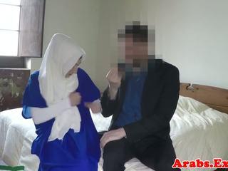 Arabic habiba throated 然後 doggystyled, 色情 57