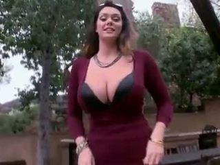 Alison tyler - riesig natürlich titten erhalten gefickt