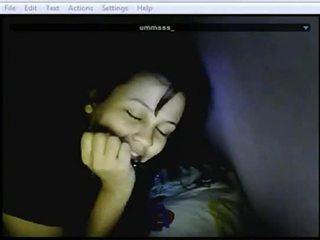 webcam, thủ dâm, âm hộ